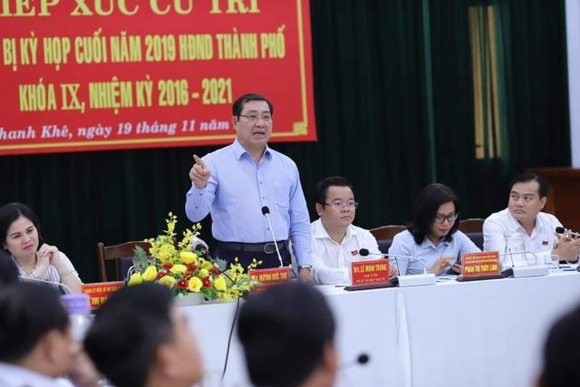 Chủ tịch Đà Nẵng nói về kết luận thanh tra sai phạm tại Sơn Trà - 1