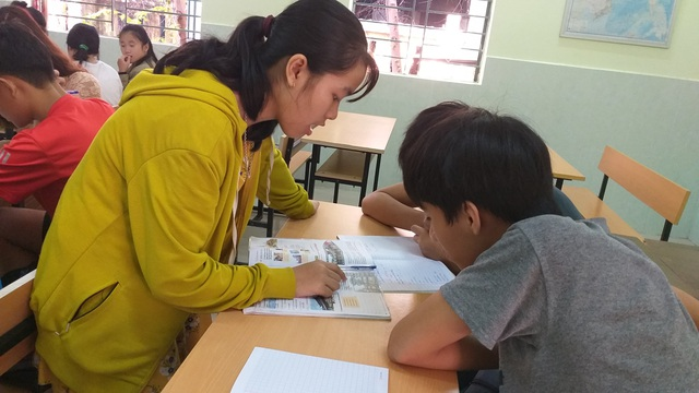 Lớp học cộng đồng miễn phí cho trẻ em nghèo - 5