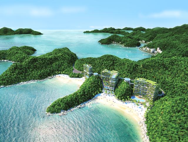 """Flamingo Cát Bà Beach Resort lập """"Hat-Trick"""" tại giải thưởng BĐS danh giá hàng đầu thế giới - 1"""