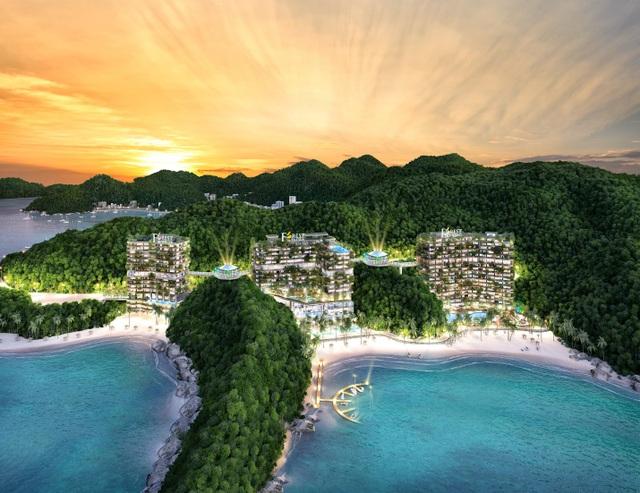"""Flamingo Cát Bà Beach Resort lập """"Hat-Trick"""" tại giải thưởng BĐS danh giá hàng đầu thế giới - 2"""