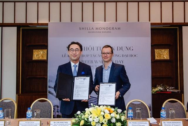 Shilla Monogram Quangnam Danang thu hút hơn 1.000 ứng viên trong Ngày hội tuyển dụng - 5