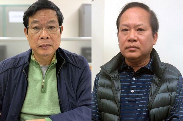 Hai cựu Bộ trưởng Nguyễn Bắc Son, Trương Minh Tuấn hầu tòa - 6