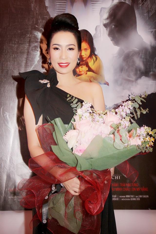 Trịnh Kim Chi - Á hậu đầu tiên được phong NSƯT bây giờ ra sao? - 1