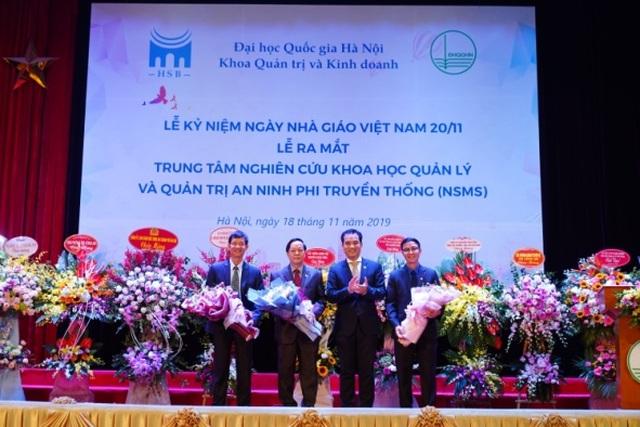Ra mắt Trung tâm Quản trị an ninh phi truyền thống đầu tiên ở Việt Nam - 1