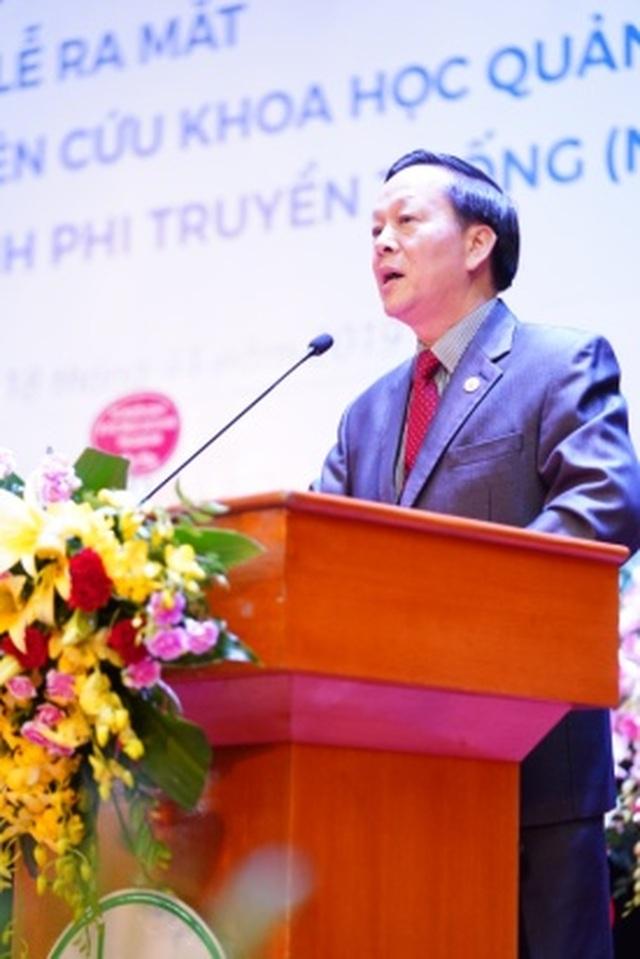 Ra mắt Trung tâm Quản trị an ninh phi truyền thống đầu tiên ở Việt Nam - 2