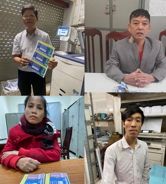 Hà Nội: Phát hiện gần 1000 chiếc vé giả trận Việt Nam - Thái Lan tối nay - 2