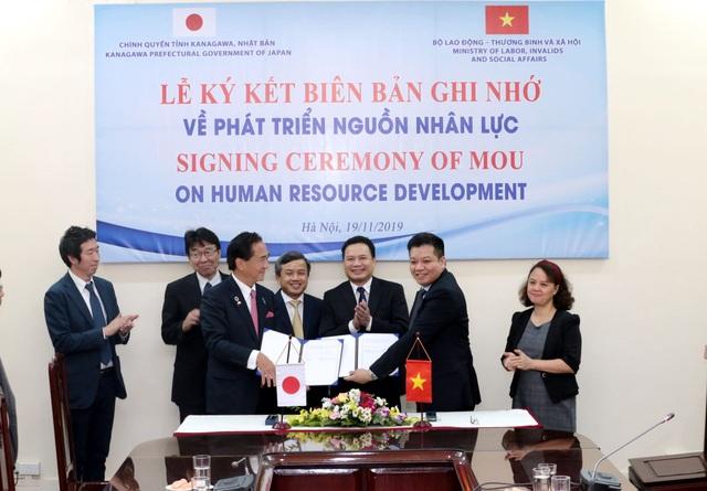 Tạo cơ hội cho lao động kỹ năng đặc định Việt Nam sang làm việc tại Nhật Bản - 1