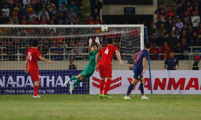 Vị thế giữa hai đội tuyển Việt Nam và Thái Lan sau trận đấu tại Mỹ Đình - 2