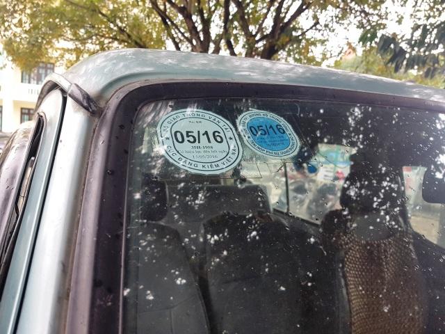 """Công an mạnh tay xử lý """"xe dù"""" chở học sinh sau phản ánh của báo Dân trí - 4"""