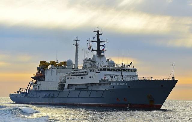 Tàu hải quân Nga sắp diễn tập với Việt Nam tại Biển Đông - 1
