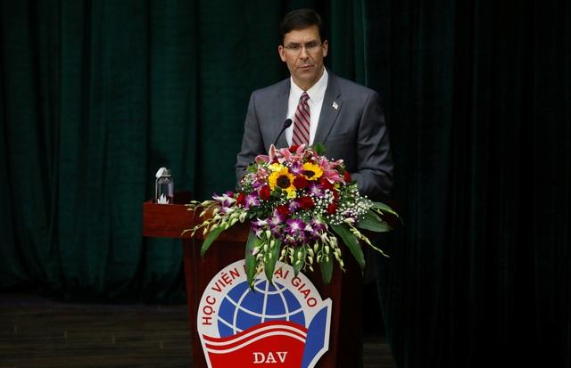 Mỹ ủng hộ quyền khai thác tài nguyên trong vùng đặc quyền kinh tế của các nước - 1