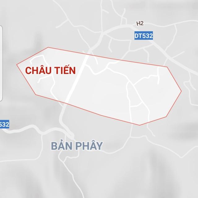 Động đất 4,2 độ tại miền Tây Nghệ An  - 1