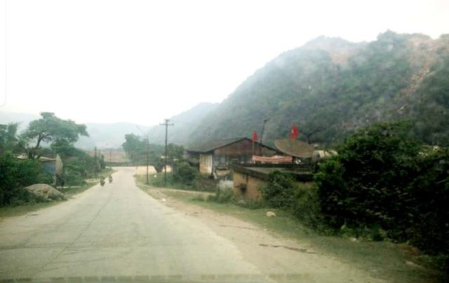 Động đất 4,2 độ tại miền Tây Nghệ An  - 2