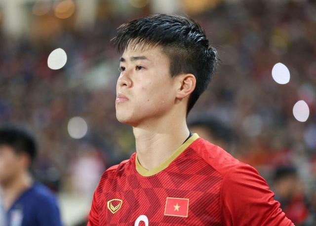 Duy Mạnh tiếc nuối khi trọng tài 2 lần tuýt còi bàn thắng của Việt Nam - 1