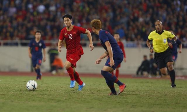 Bài toán hàng công của HLV Park Hang Seo tại vòng loại World Cup 2022 - 3