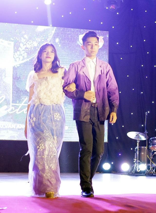 Hành trình đăng quang Đại sứ THPT Chu Văn An của cặp đôi lớp 10 - 1
