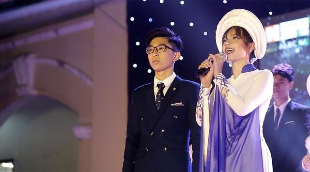 Hành trình đăng quang Đại sứ THPT Chu Văn An của cặp đôi lớp 10 - 3