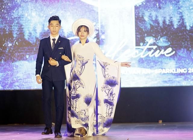 Hành trình đăng quang Đại sứ THPT Chu Văn An của cặp đôi lớp 10 - 4