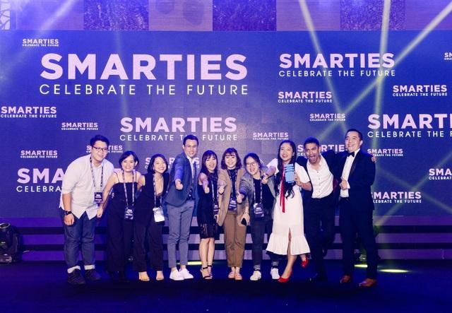 Lifebuoy đoạt loạt giải thưởng lĩnh vực marketing tại Smarties Vietnam 2019 - 1