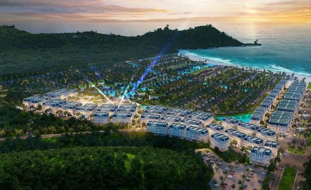Bãi Kem: Nâng tầm phong cách nghỉ dưỡngnơi đảo Ngọc - 1