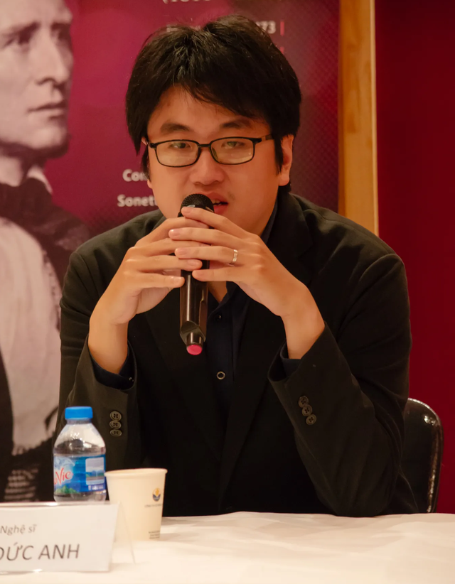 Chương trình hoà nhạc đặc biệt của nghệ sĩ piano Lưu Hồng Quang, Lưu Đức Anh - 4