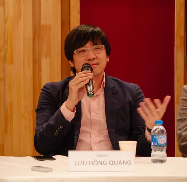 Chương trình hoà nhạc đặc biệt của nghệ sĩ piano Lưu Hồng Quang, Lưu Đức Anh - 3