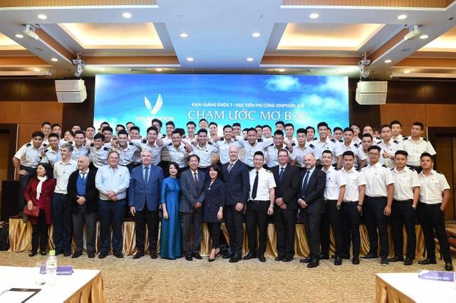 Vinpearl Air khai giảng khóa học đào tạo phi công đầu tiên - 4
