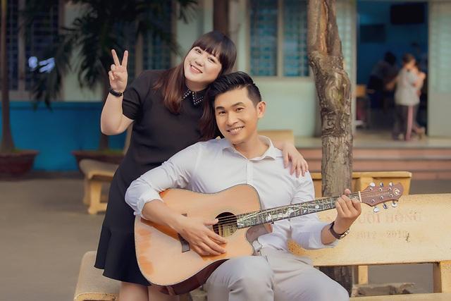 Ngọc Linh bất ngờ tái xuất hát về thầy cô - 7