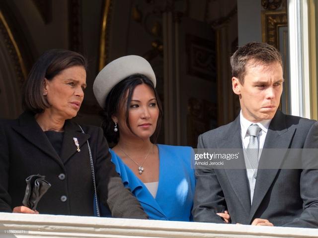 Nàng dâu gốc Việt lần đầu xuất hiện công khai trong sự kiện Hoàng gia Monaco - 6