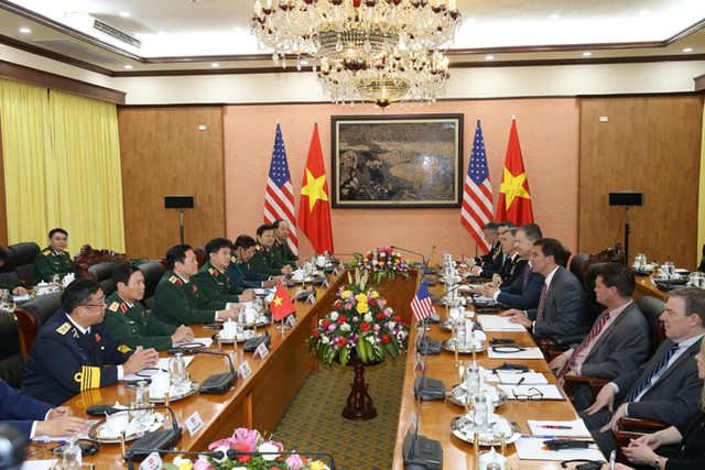 Bộ trưởng Bộ Quốc phòng Hoa Kỳ Mark Esper thăm chính thức Việt Nam - 3