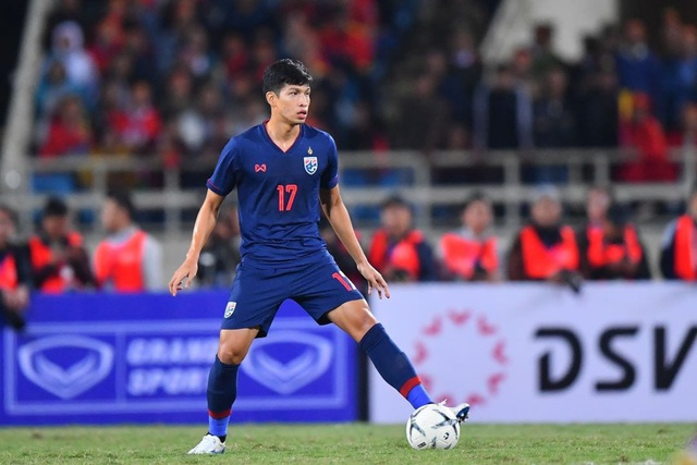Tuyển thủ Thái Lan tin đội nhà sẽ vượt khó ở vòng loại World Cup 2022 - 1