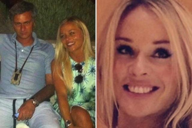 Tai tiếng ngoại tình và nghi vấn hôn nhân đổ vỡ của HLV Mourinho - 2