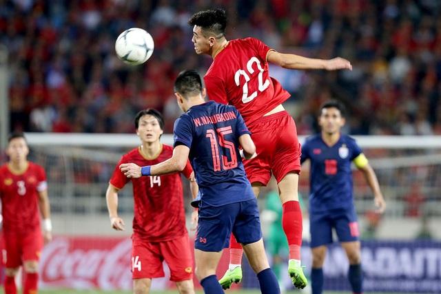 So sánh thành tích của tuyển Việt Nam với các đội đầu bảng vòng loại World Cup - 1