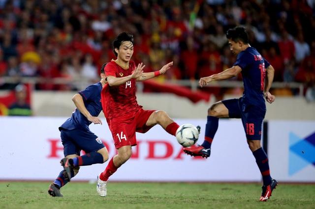 So sánh thành tích của tuyển Việt Nam với các đội đầu bảng vòng loại World Cup - 2