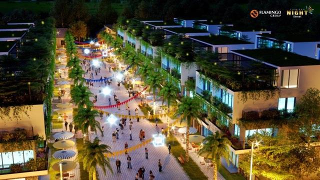 Cuộc sống thượng lưu tại khu nhà phố trong resort 5 sao nổi tiếng  - 3