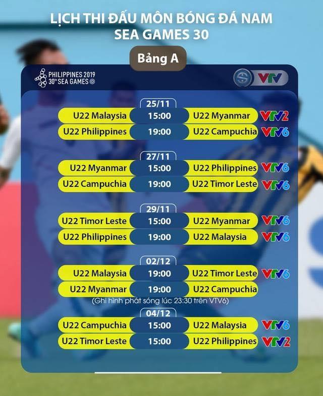 U22 Malaysia muốn đụng độ U22 Việt Nam tại bán kết SEA Games - 3