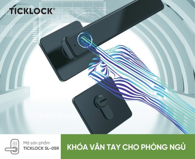 Khoá điện tử TickLock – Giải pháp an toàn dành cho mọi nhà - 4