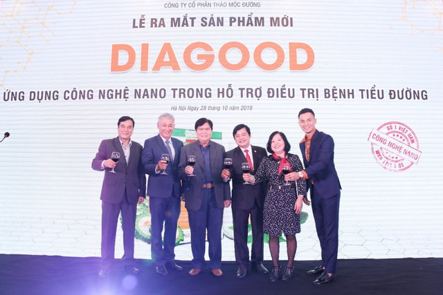 Ra mắt sản phẩm DIAGOOD hỗ trợ điều trị bệnh tiểu đường - 1