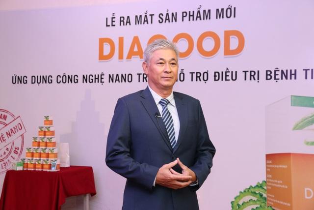 Ra mắt sản phẩm DIAGOOD hỗ trợ điều trị bệnh tiểu đường - 3