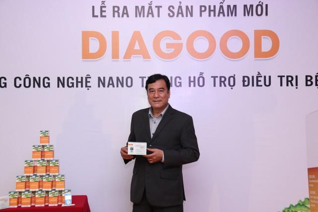 Ra mắt sản phẩm DIAGOOD hỗ trợ điều trị bệnh tiểu đường - 4