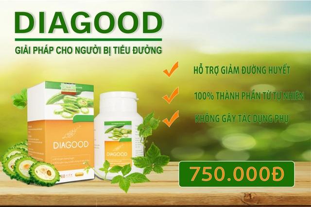 Ra mắt sản phẩm DIAGOOD hỗ trợ điều trị bệnh tiểu đường - 6