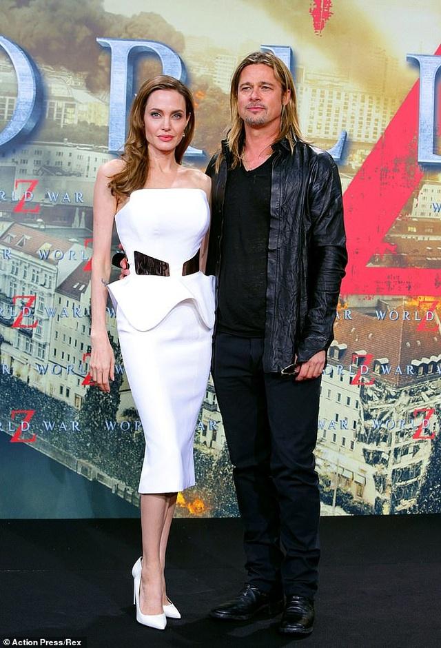 Brad Pitt bị phát hiện hò hẹn với nữ diễn viên kém 25 tuổi - 7