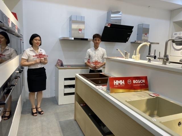 Công ty HMH Việt Nam khai trương Showroom BOSCH chính hãng tại Hà Nội - 4
