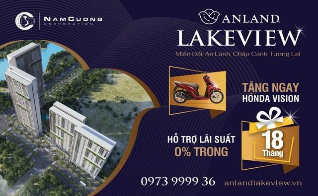 Chính sách bán hàng của Anland Lakeview hút khách mua nhà - 1