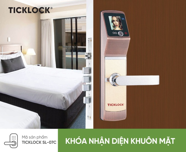 Khoá điện tử TickLock – Giải pháp an toàn dành cho mọi nhà - 2