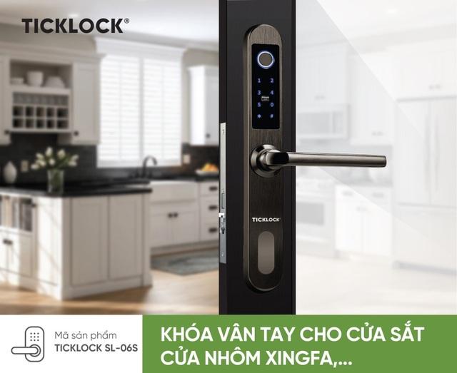 Khoá điện tử TickLock – Giải pháp an toàn dành cho mọi nhà - 3