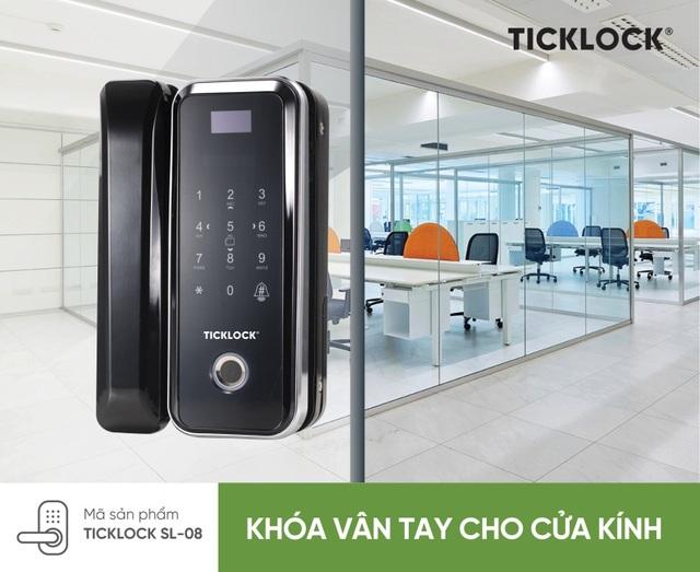 Khoá điện tử TickLock – Giải pháp an toàn dành cho mọi nhà - 5