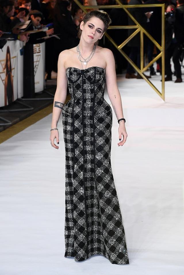 Kristen Stewart chuẩn men đi quảng bá phim mới - 5