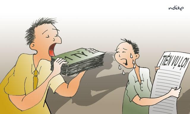 """""""Tiền nhờ đổi điểm"""" hay """"tiền cảm ơn""""? Ôi, tiếng Việt của tôi! - 1"""
