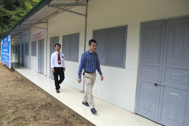 Ngắm 4 phòng học Dân trí kề bên bờ suối dành tặng thầy trò ngày Nhà giáo Việt Nam 20/11 - 4